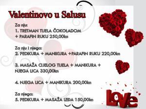 Valentinovo Salus