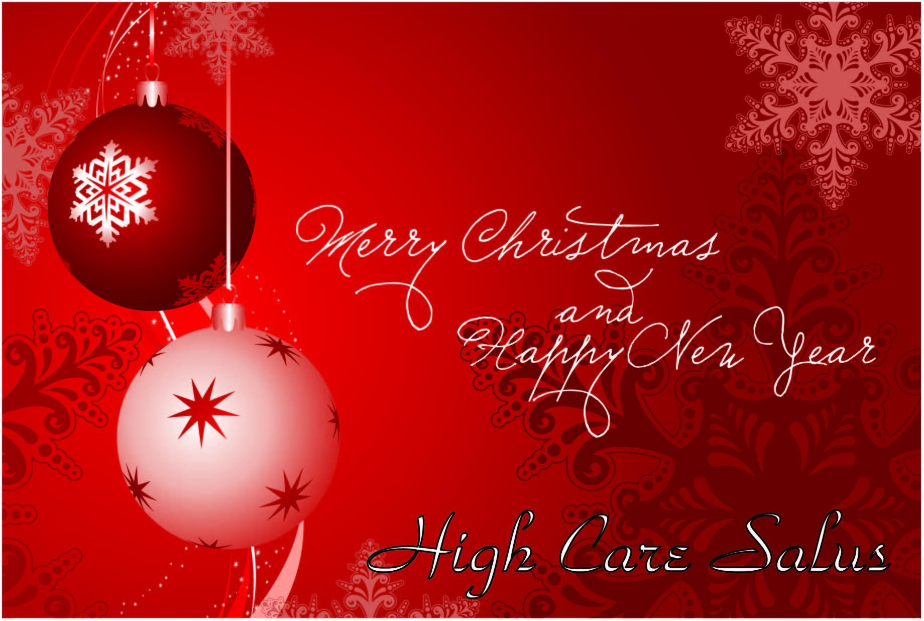 čestitke poslovnim partnerima za novu godinu Čestitka   High Care Centar Salus čestitke poslovnim partnerima za novu godinu